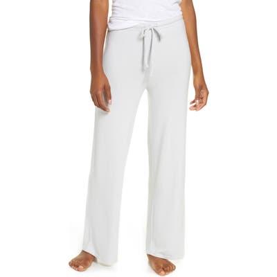 Nordstrom Flare Leg Lounge Pants, Blue
