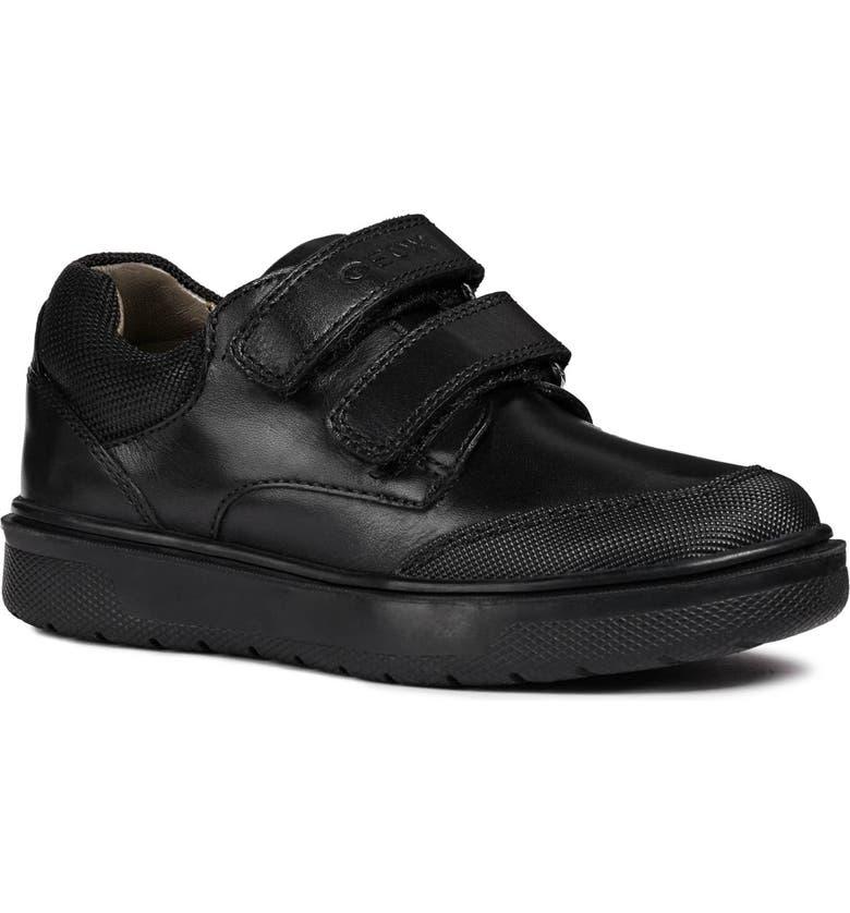 GEOX Riddock 3 Sneaker, Main, color, BLACK
