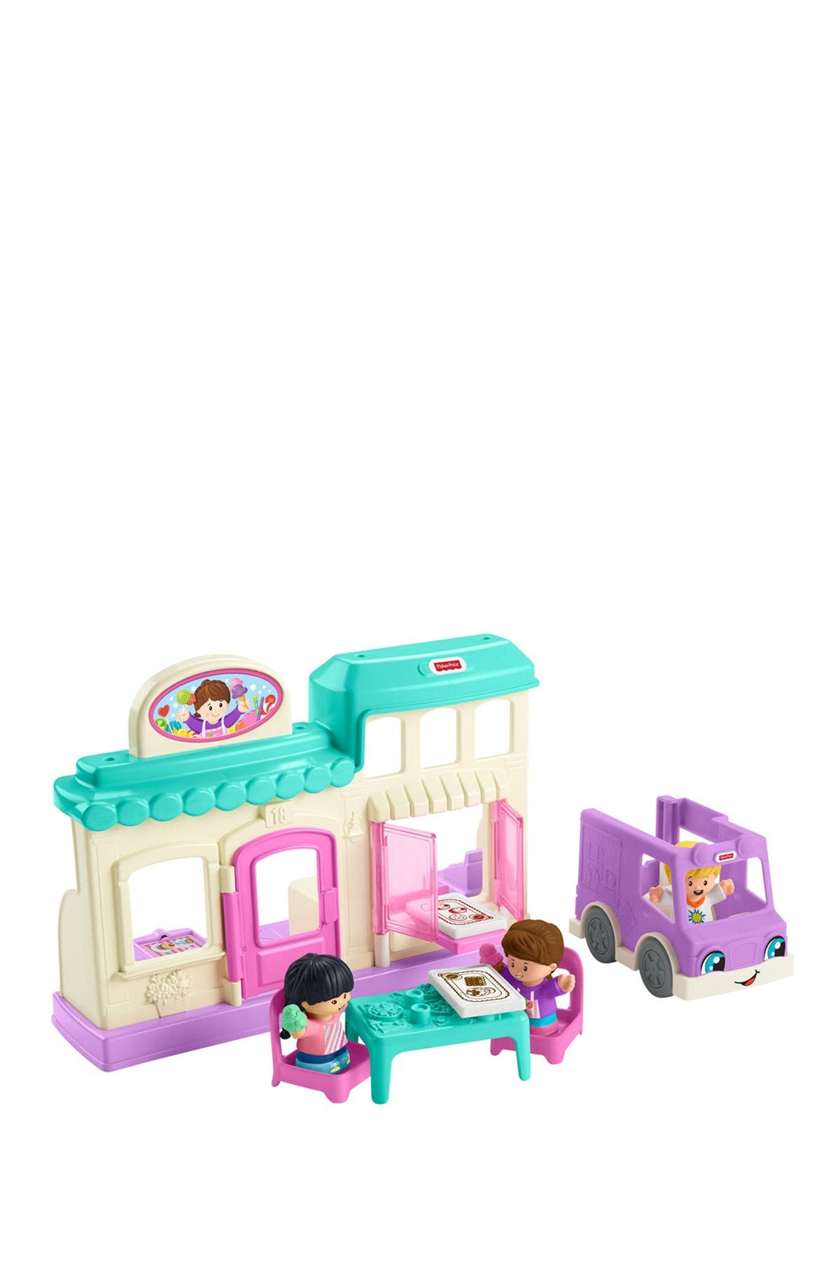 Image of Fisher-Price ® Little People® Time for a Treat Gift Set