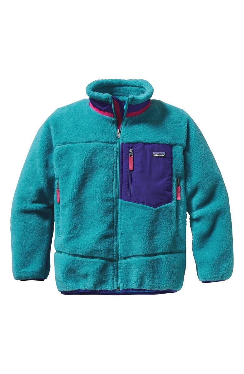0e6640db7 'Retro-X' Windproof Fleece Jacket