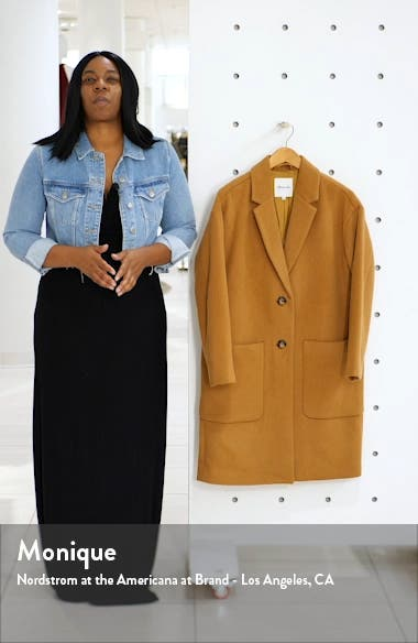 Elmcourt Coat, sales video thumbnail