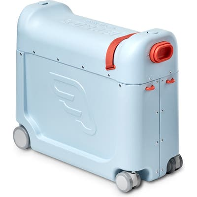 Infant Stokke Jetkids By Stokke Bedbox 19-Inch Ride-On Carry-On Suitcase - Blue