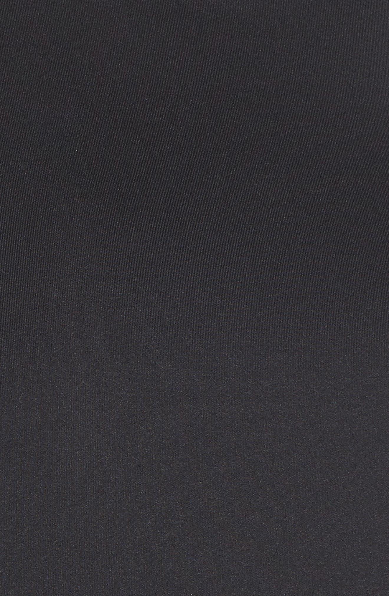 ,                             Mock Neck Zip Pullover,                             Alternate thumbnail 6, color,                             010
