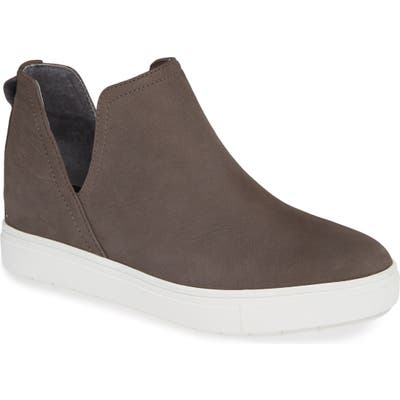 Steven By Steve Madden Canares High Top Sneaker- Grey