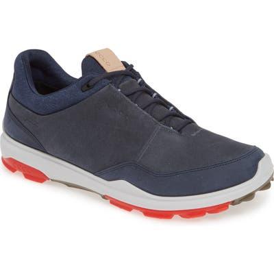 Ecco Biom Hybrid 3 Gore-Tex Golf Shoe - Grey