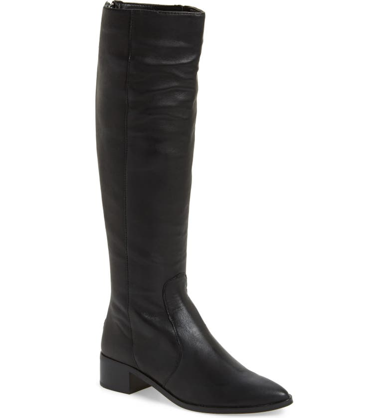 DOLCE VITA Morey Knee High Riding Boot, Main, color, 001