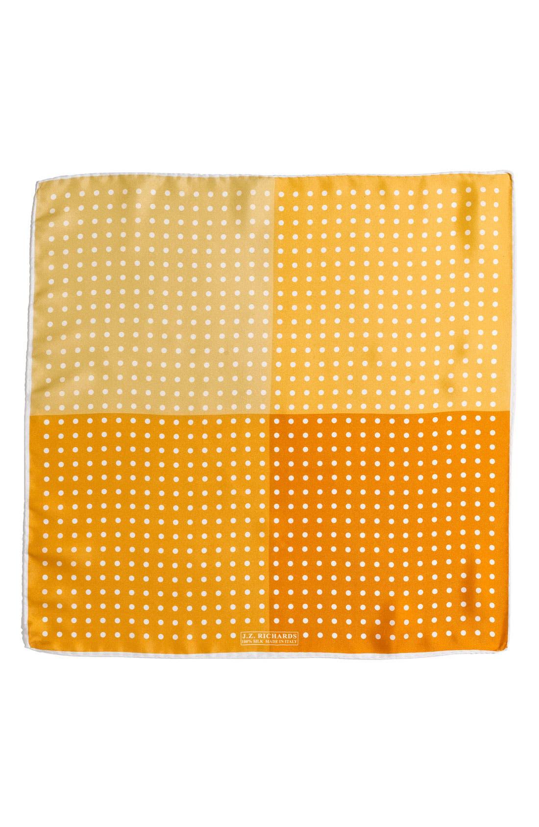 ,                             Polka Dot Pocket Square,                             Main thumbnail 15, color,                             700