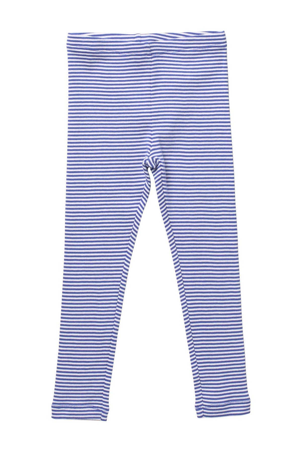 Image of Tea Collection Stripe Knit Leggings