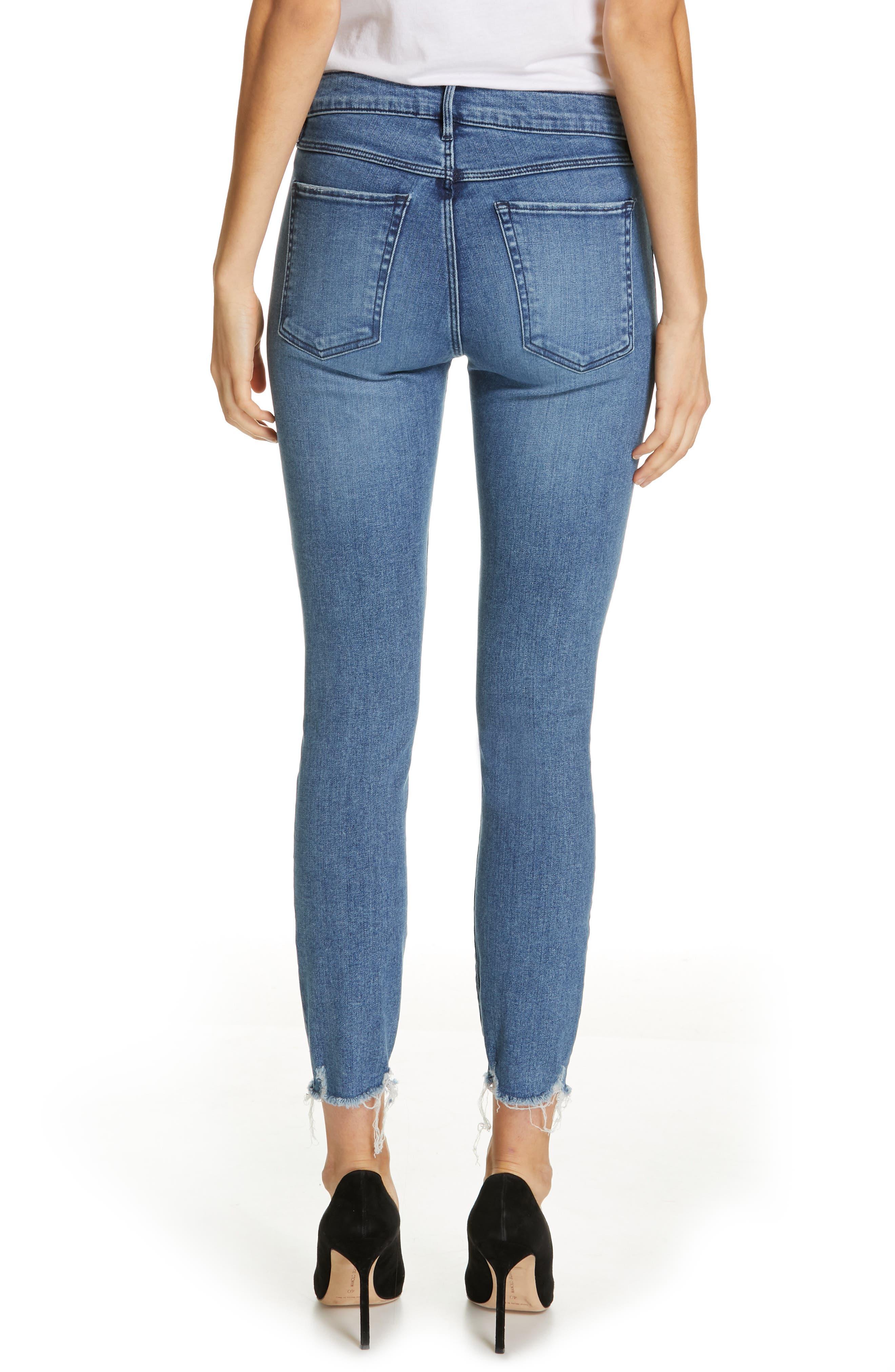 ,                             Ankle Skinny Jeans,                             Alternate thumbnail 2, color,                             ELIZA