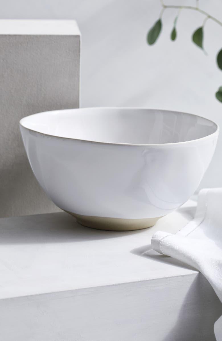 THE WHITE COMPANY Portobello Serving Bowl, Main, color, 020