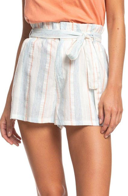 Image of Roxy Morro Bay Yarn Dyed Shorts