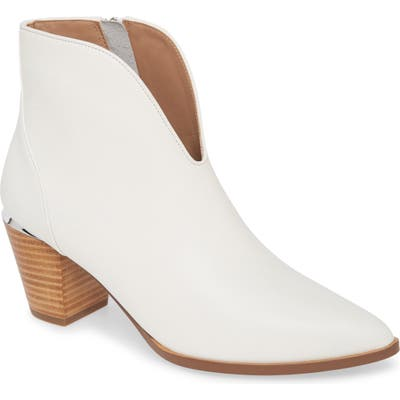 Linea Paolo Westly Bootie- White