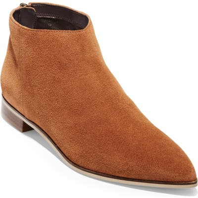 Cole Haan Havana Bootie B - Brown