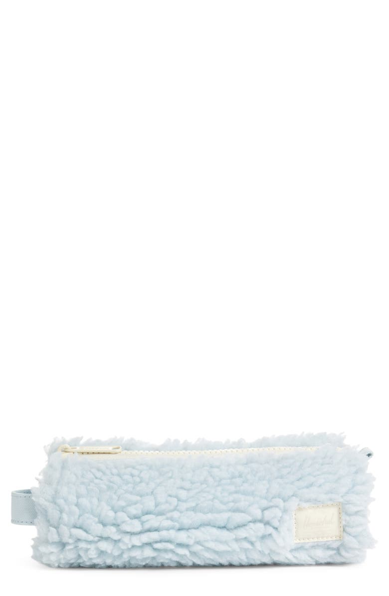 HERSCHEL SUPPLY CO. X-Small Settlement Case, Main, color, BABY BLUE