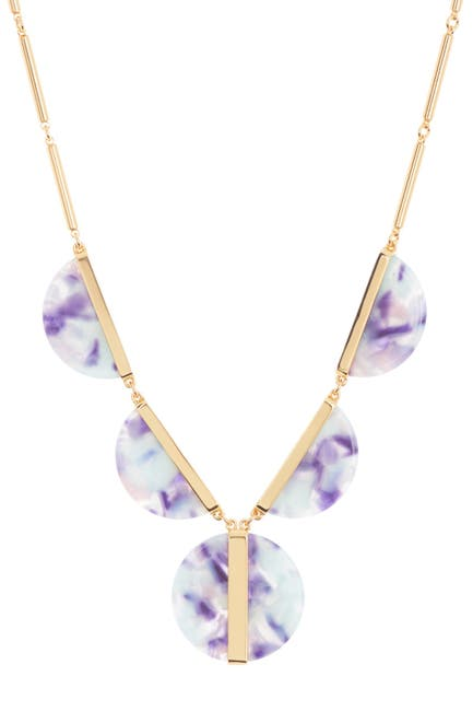 Image of kate spade new york on the dot statement necklace