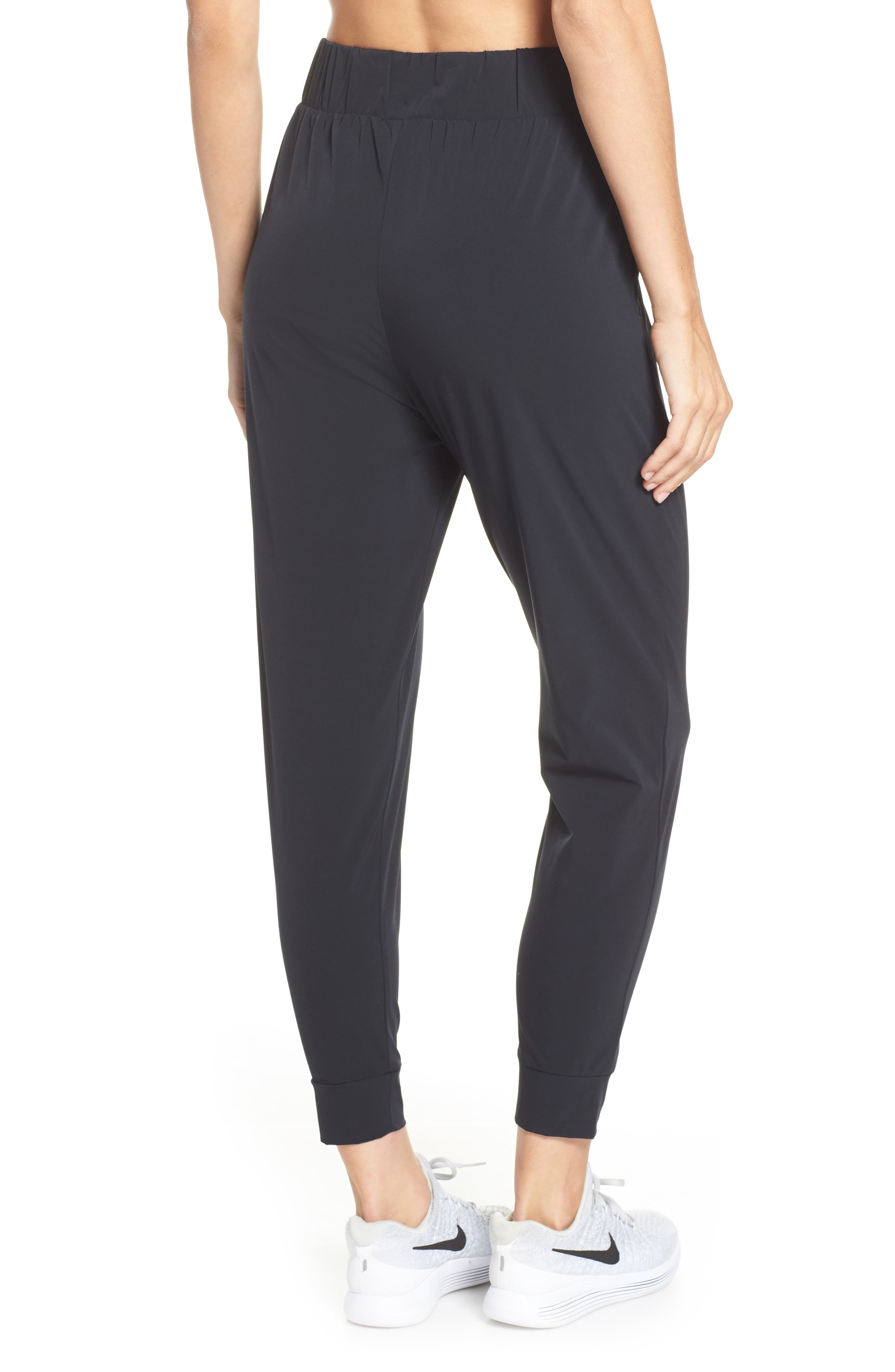 ,                             Dry Bliss Pants,                             Alternate thumbnail 2, color,                             BLACK/ CLEAR