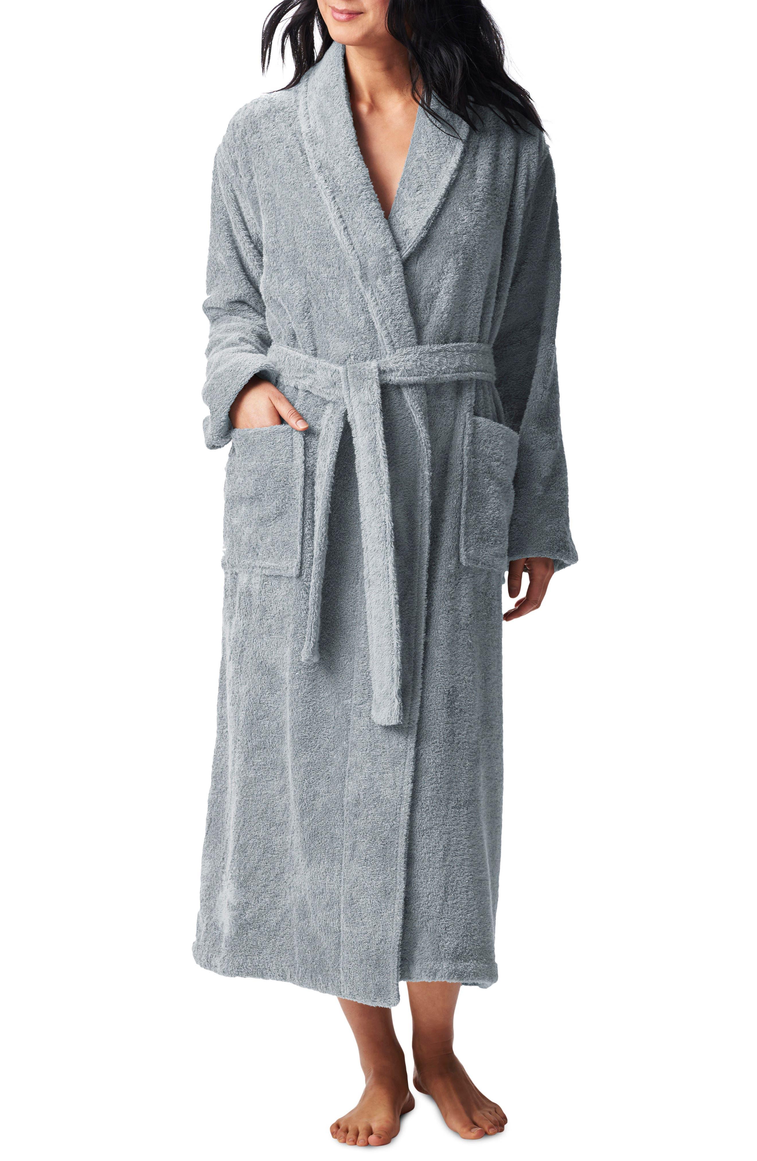 Cloud Loom(TM) Unisex Organic Cotton Robe