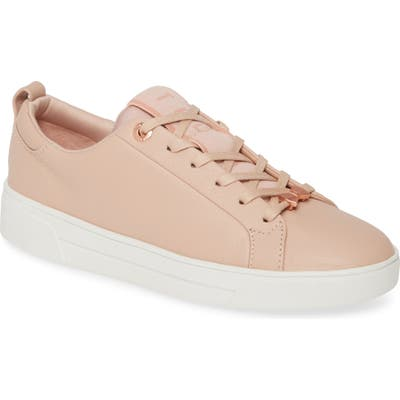 Ted Baker London Tedah Low Top Sneaker, Pink