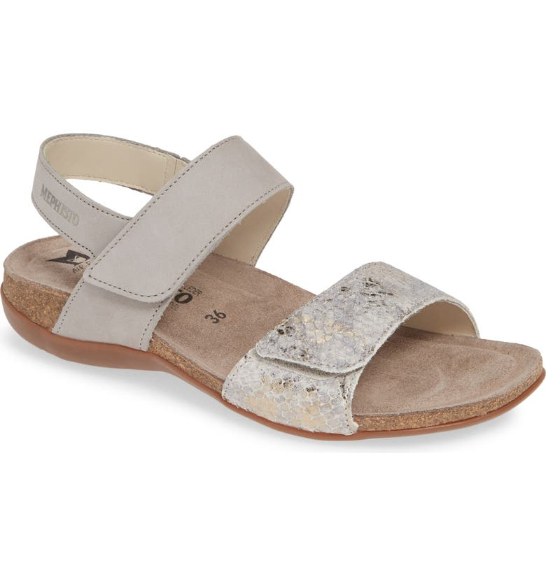 MEPHISTO 'Agave' Sandal, Main, color, 057