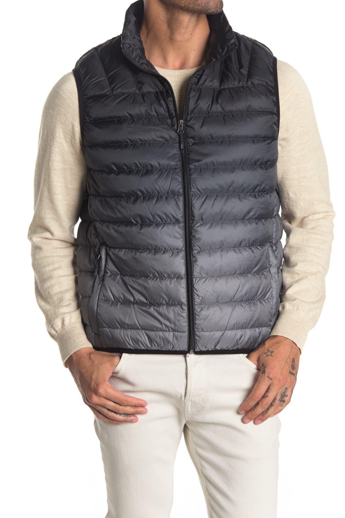 Image of Hawke & Co. Ombre Packer Zip Vest