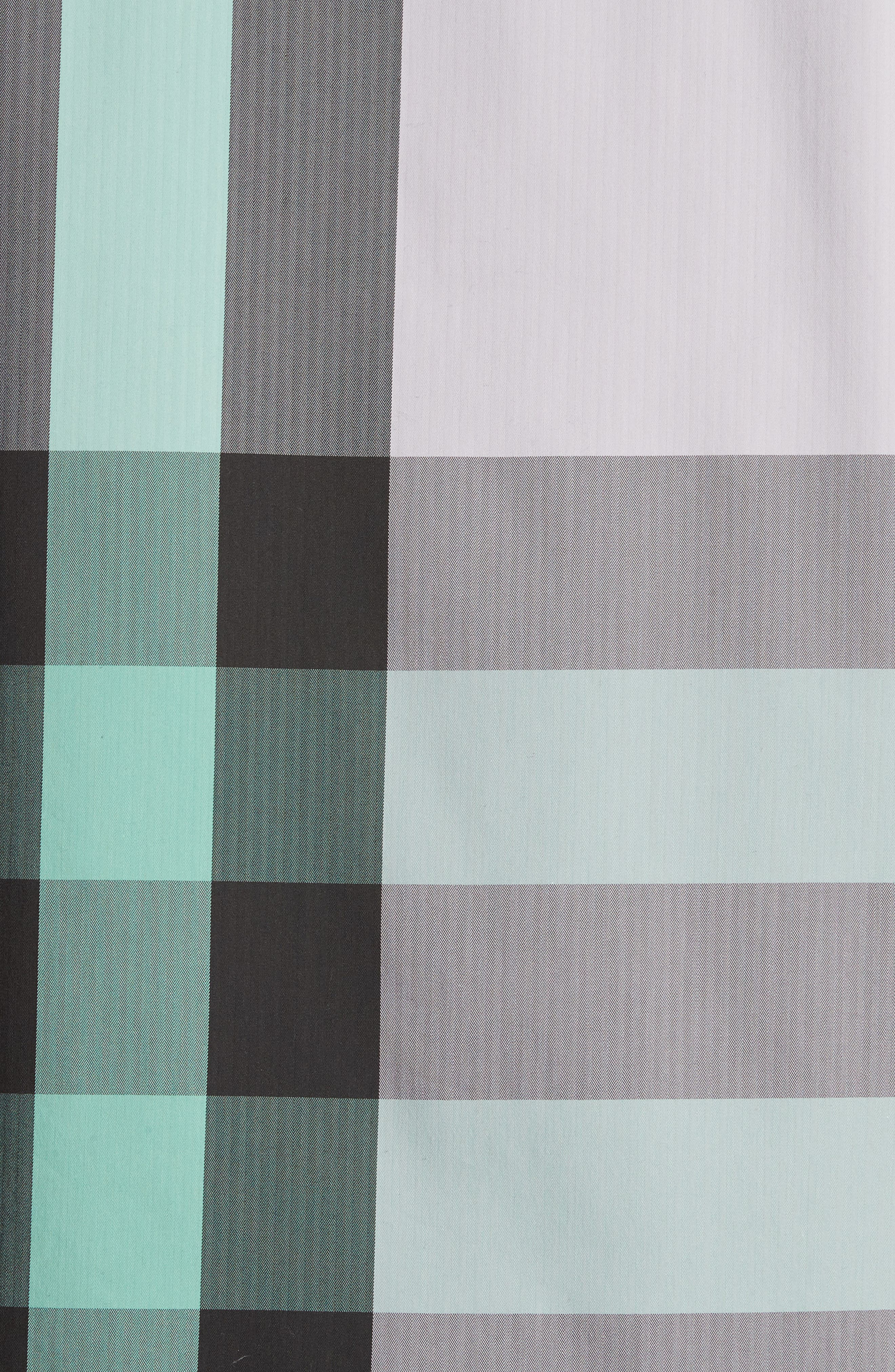 ,                             Thornaby Slim Fit Plaid Sport Shirt,                             Alternate thumbnail 43, color,                             510