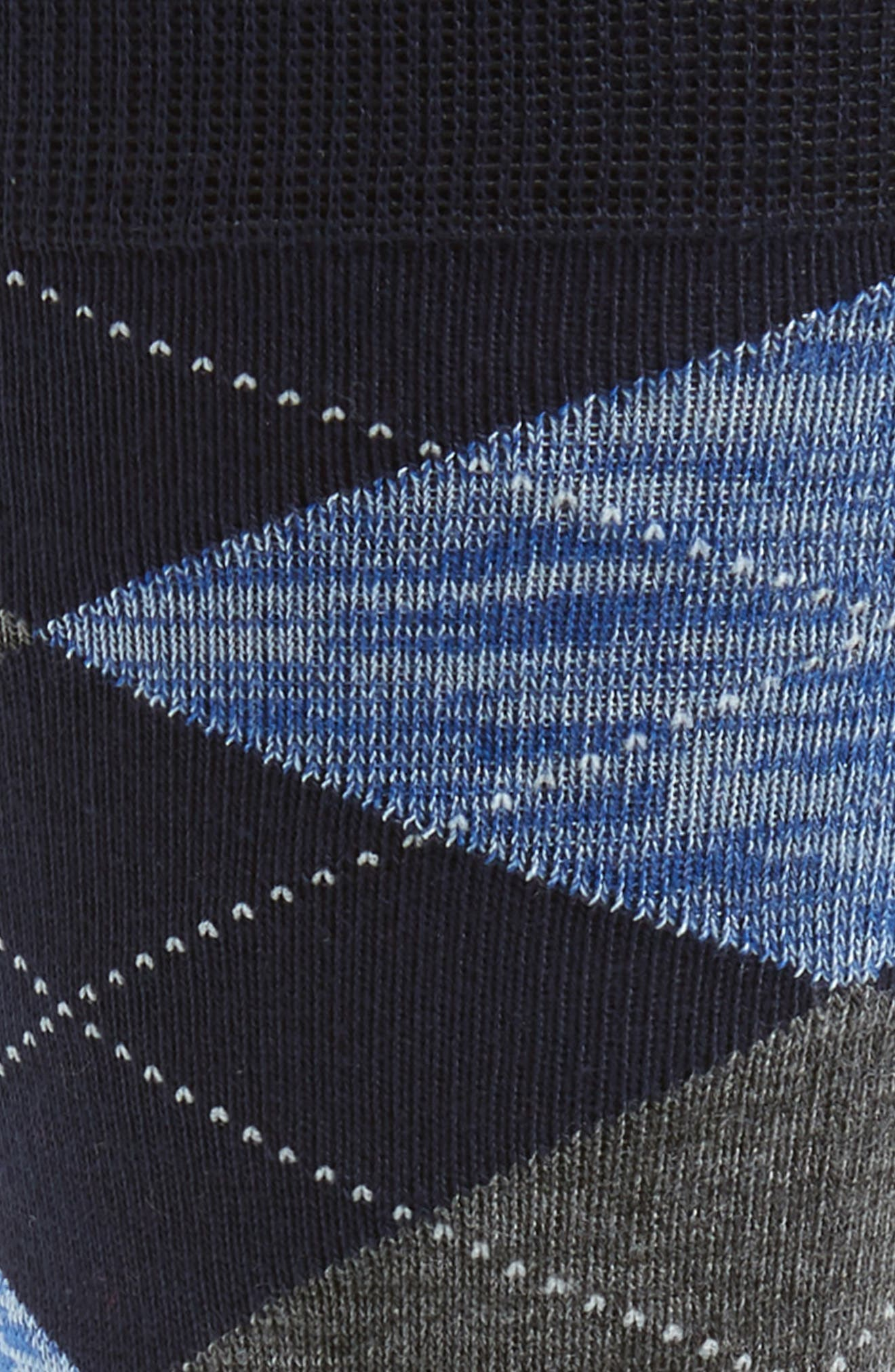 ,                             Marled Argyle Socks,                             Alternate thumbnail 8, color,                             410