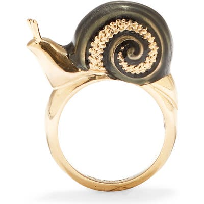 Sole Society Snail Ring