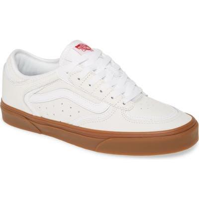 Vans Rowley Classic Sneaker- White