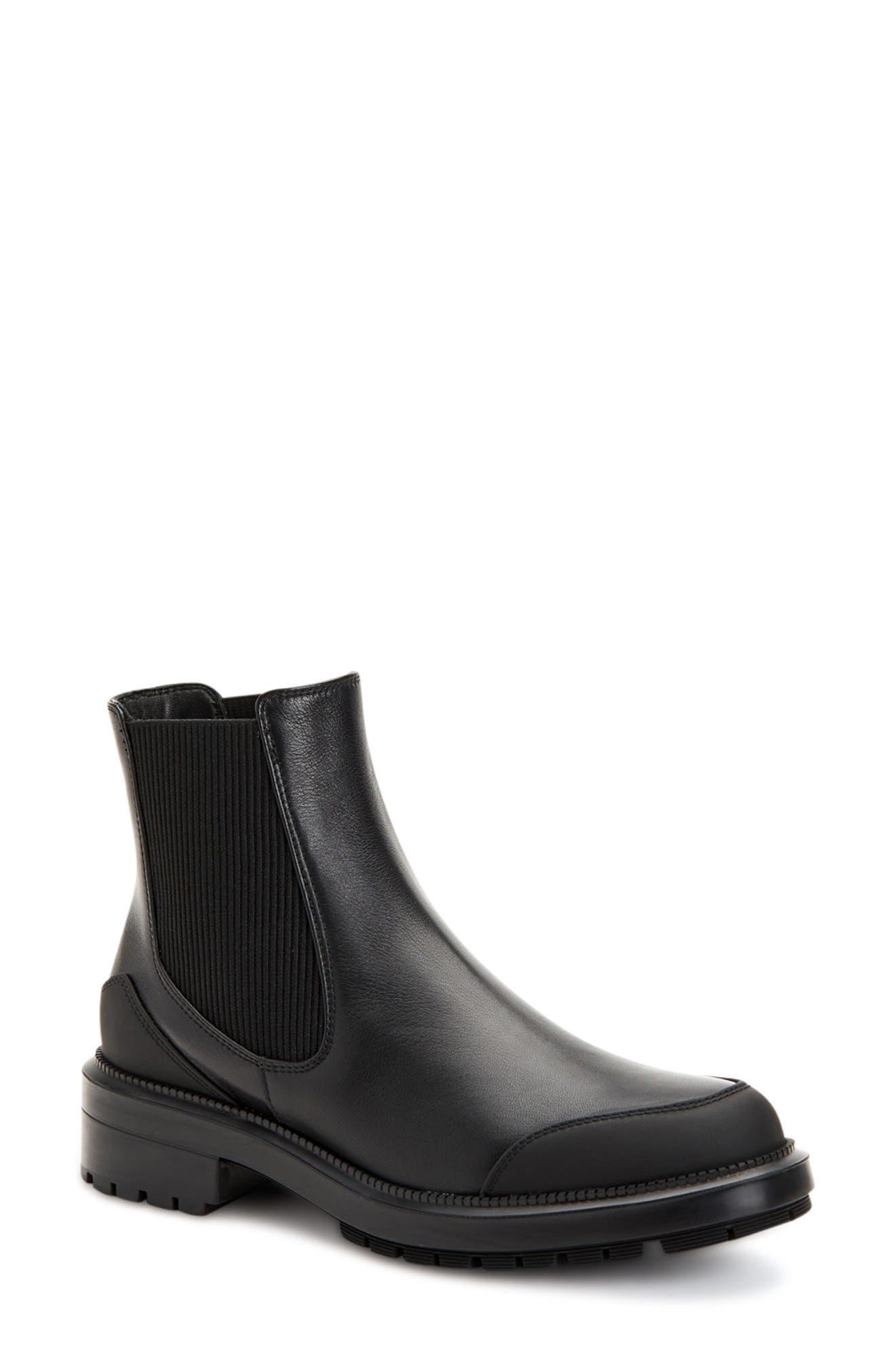 Leila Waterproof Leather Boot