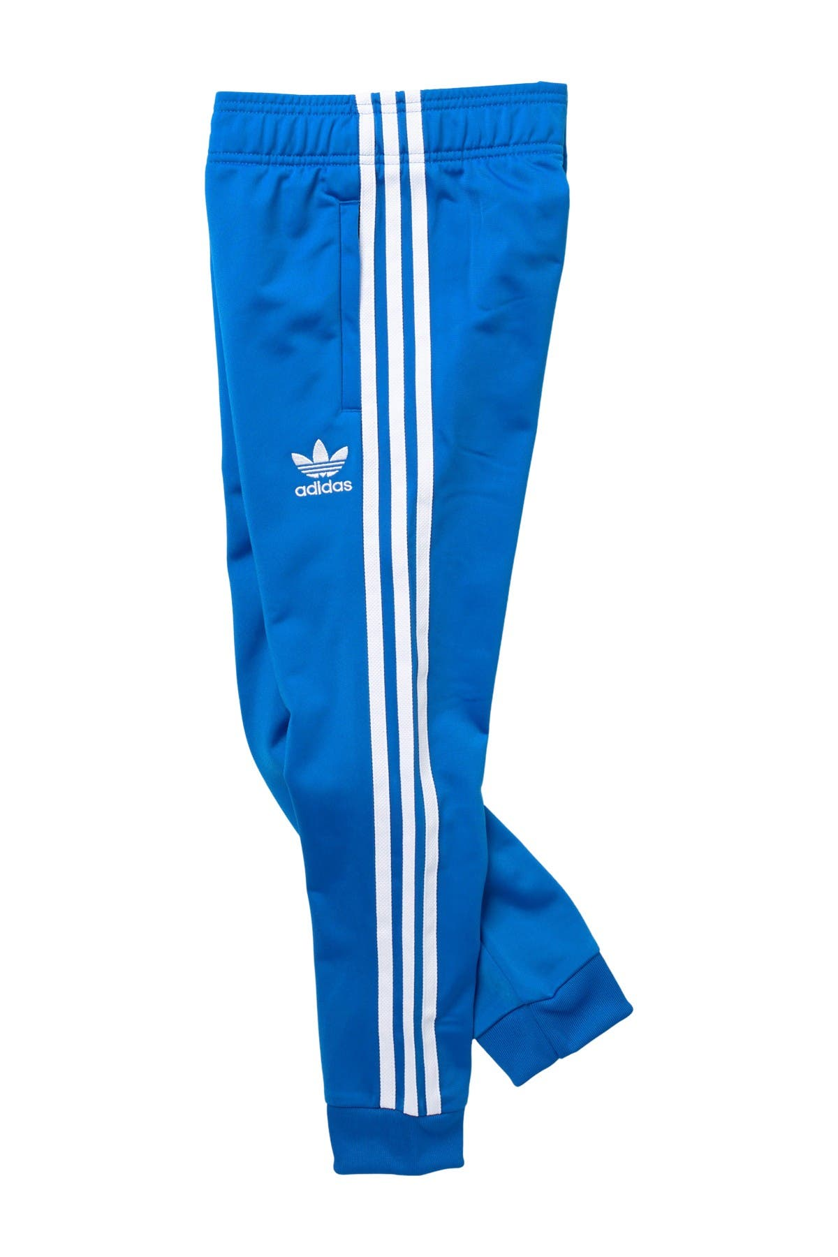 Image of ADIDAS ORIGINALS Superstar Classic 3-Stripes Track Pants