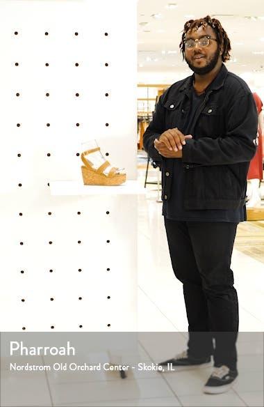 Imrali Wedge Sandal, sales video thumbnail