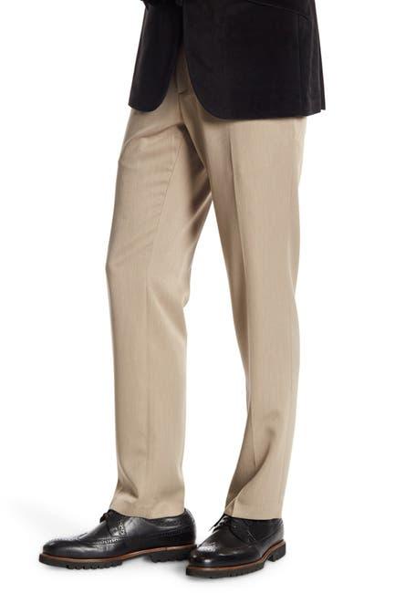 "Image of Kenneth Cole Reaction Urban Heather Slim Dress Pants - 29-34"" Inseam"