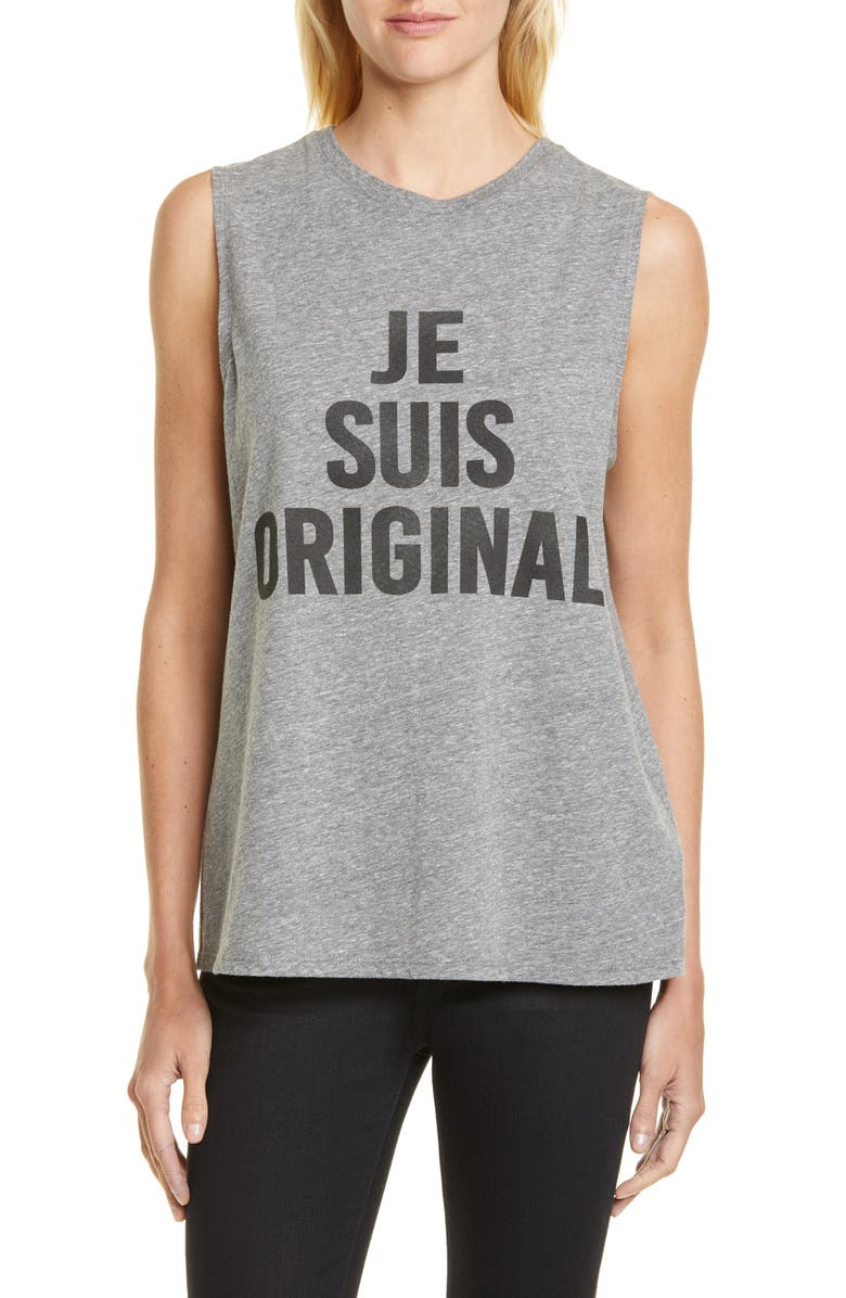 005703144 Original Graphic Muscle Tee, Main, color, HEATHER GREY