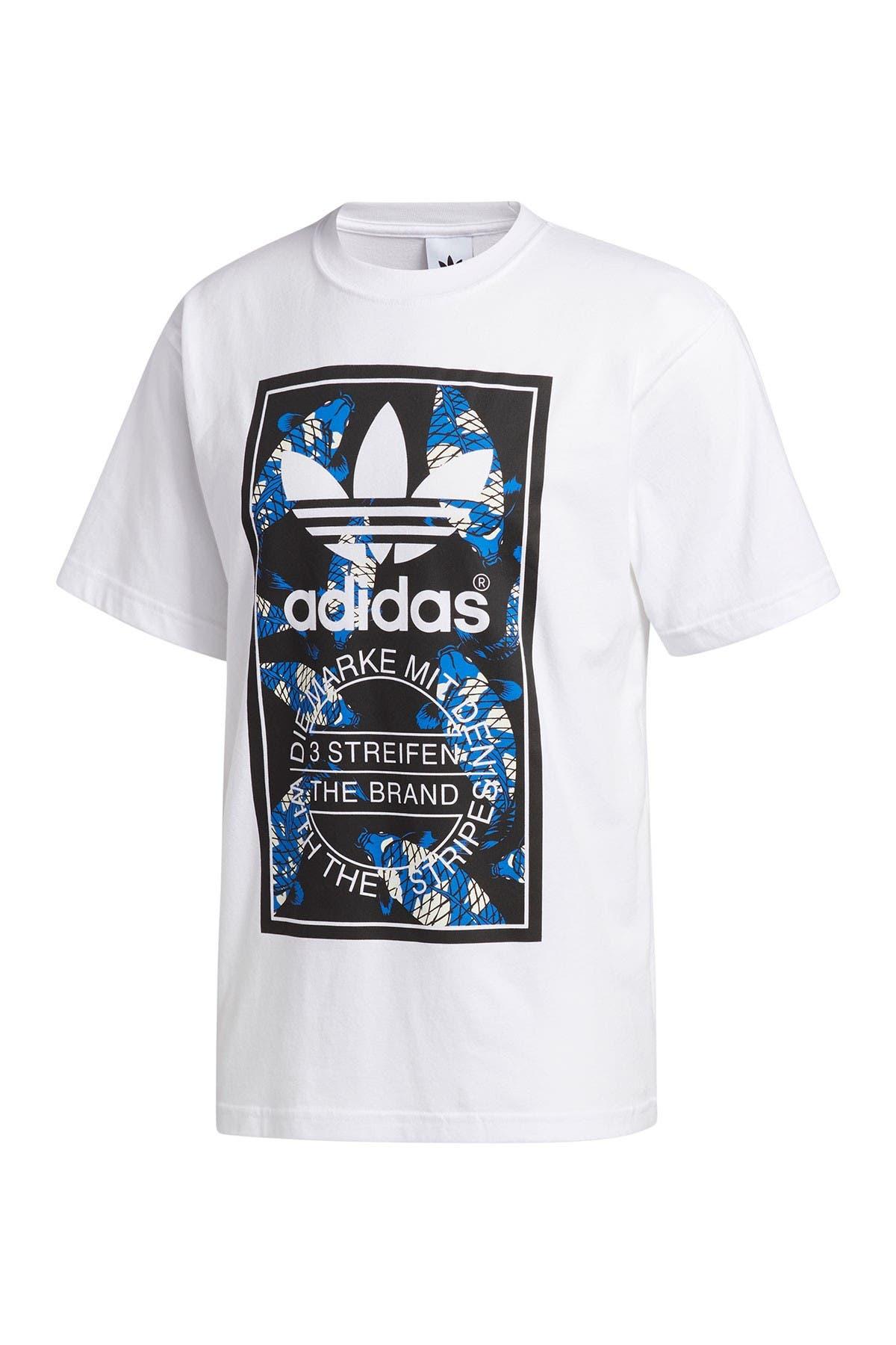 Image of adidas Koi tongue Label T-Shirt