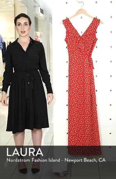 Nora Maxi Dress, sales video thumbnail