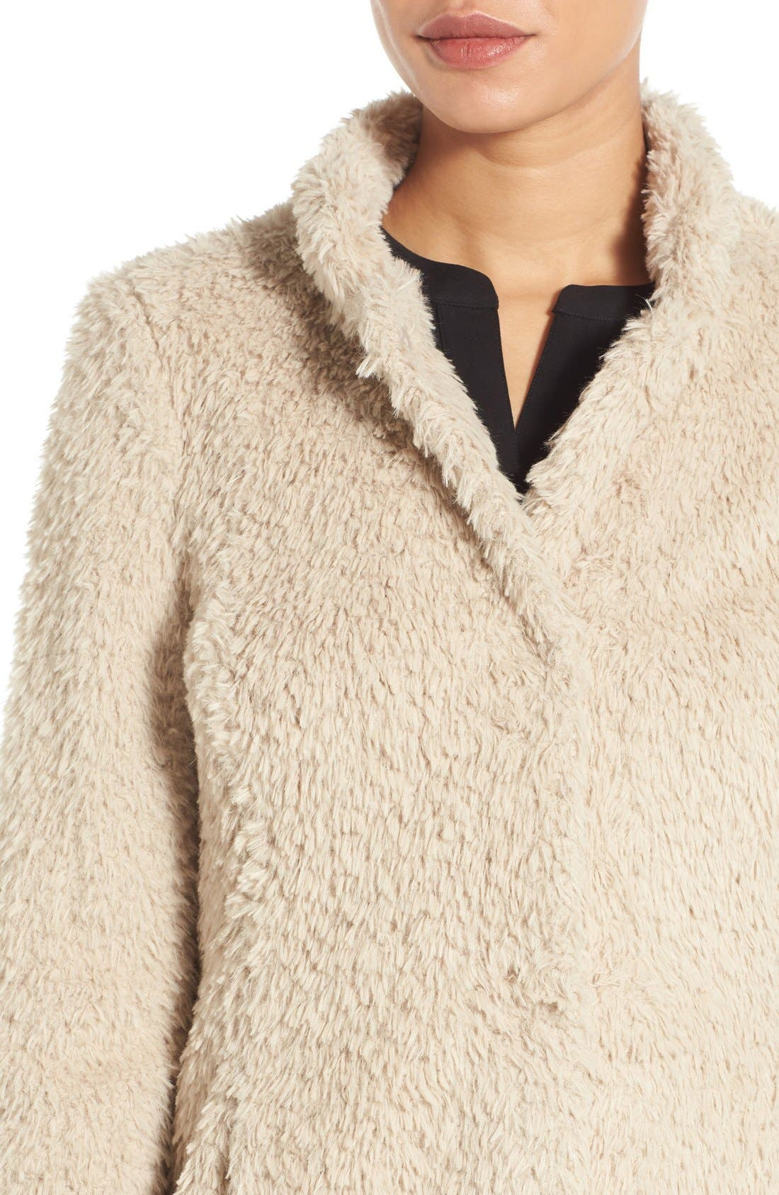 ,                             Faux Fur Jacket,                             Alternate thumbnail 34, color,                             900