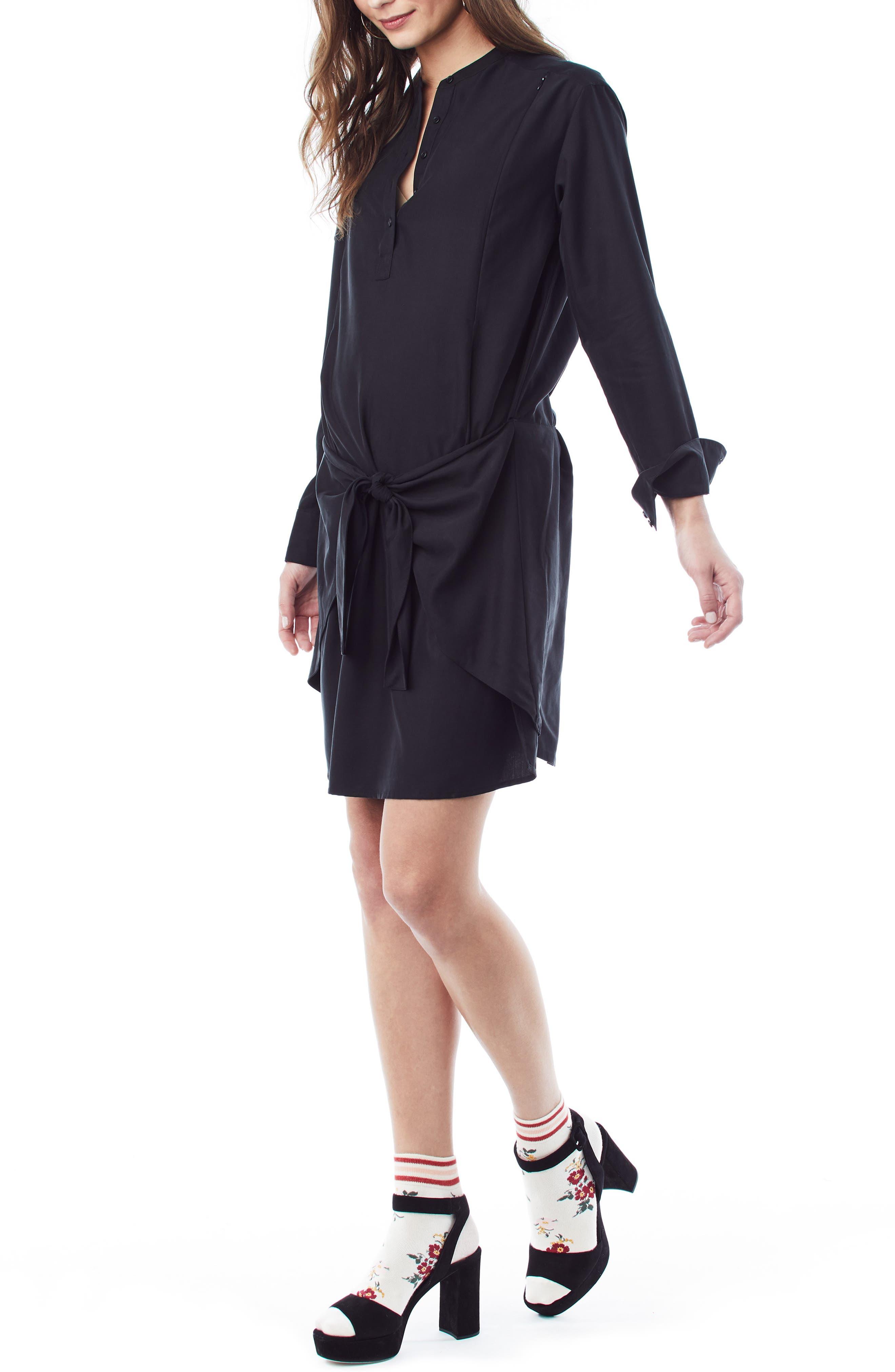 Lucy Maternity/nursing Shirtdress
