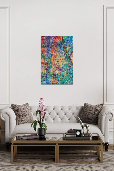 Image of iCanvas 1 Cell Activity by Fred Odle Wall Art