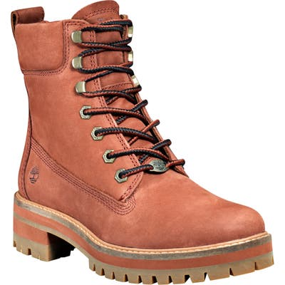 Timberland Courmayeur Valley Water Resistant Hiking Boot- Brown