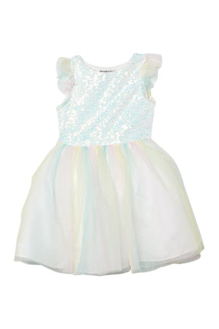 Image of Pastourelle by Pippa and Julie Sequin Bodice Ballerina Dress