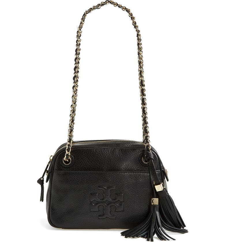 8b9d46309 Tory Burch 'Thea' Leather Crossbody Bag | Nordstrom