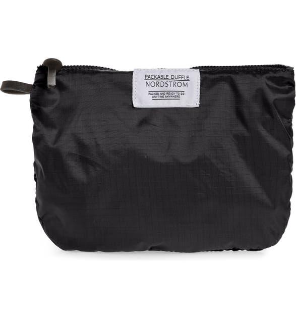 c4f76b056f59ad Nordstrom Packable Nylon Duffle Bag | Nordstrom.