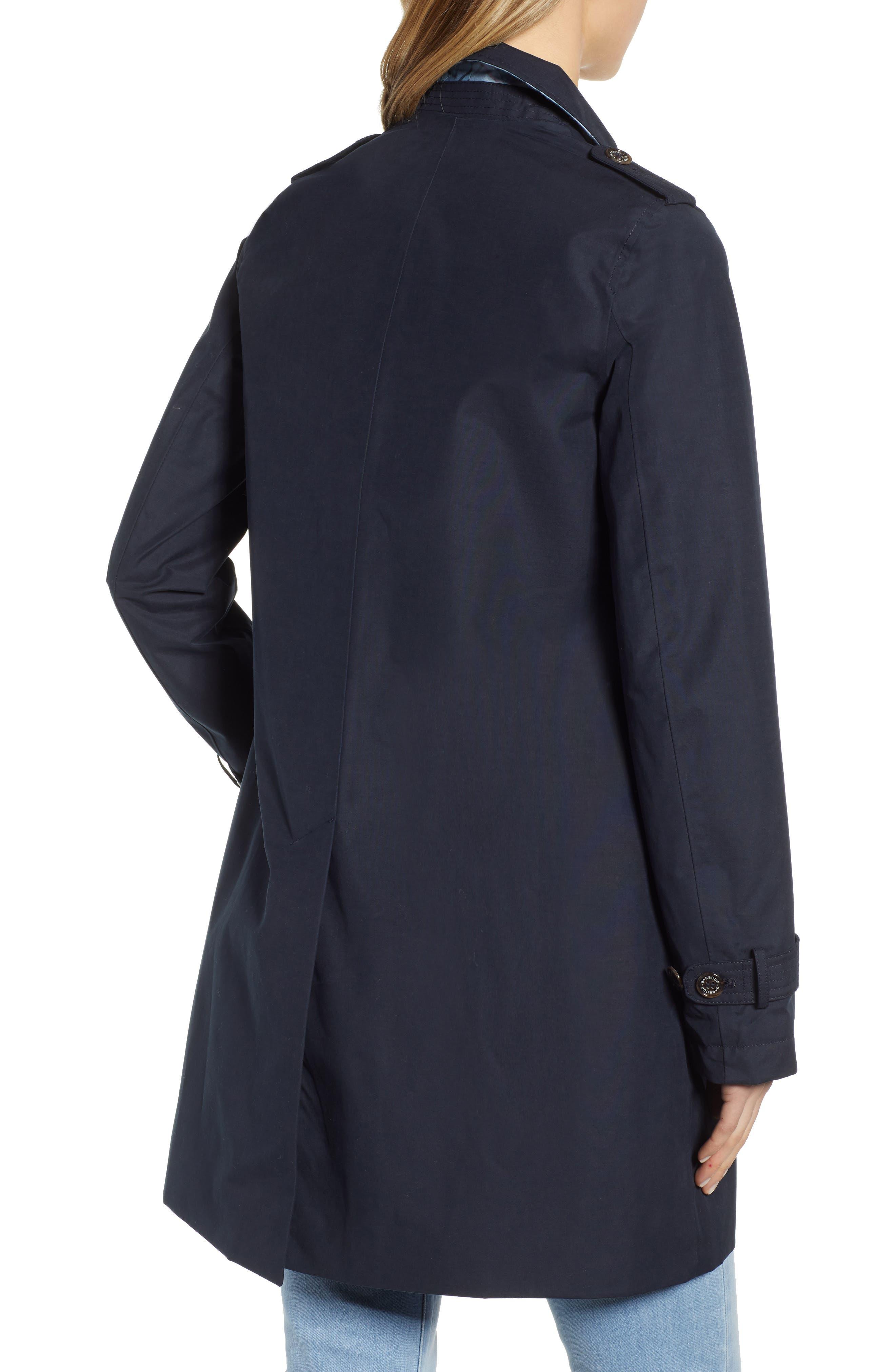 ,                             Laggan Waterproof Raincoat,                             Alternate thumbnail 2, color,                             NAVY