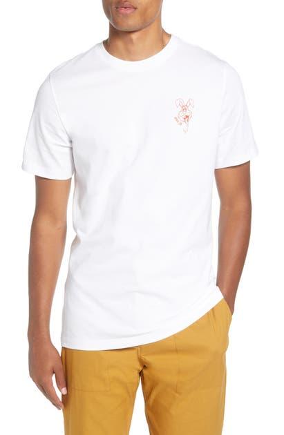 Nike T-shirts RABBIT GRAPHIC T-SHIRT