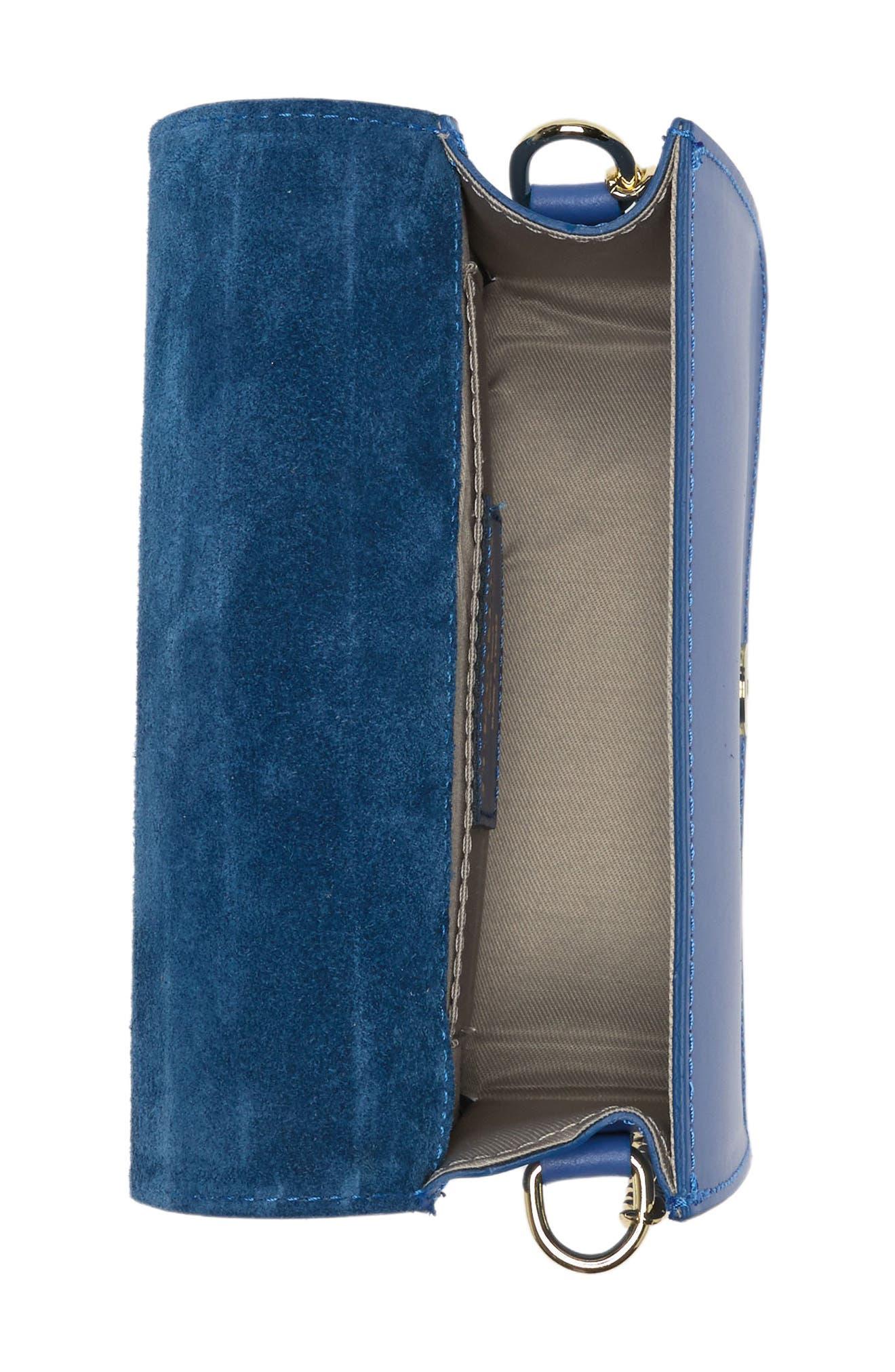 Image of Persaman New York Lucie Studded Crossbody Bag