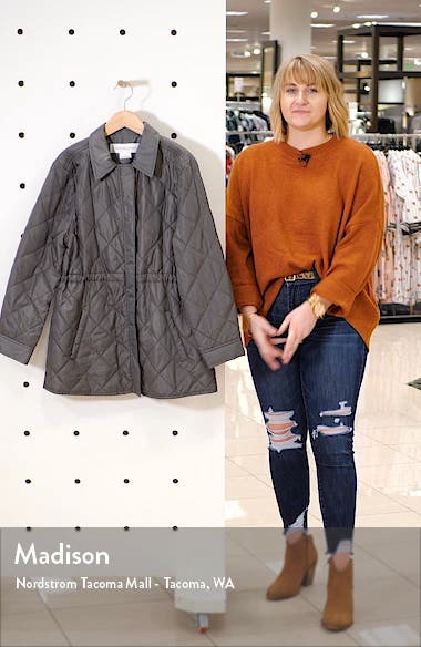 Quilted Barn Jacket, sales video thumbnail