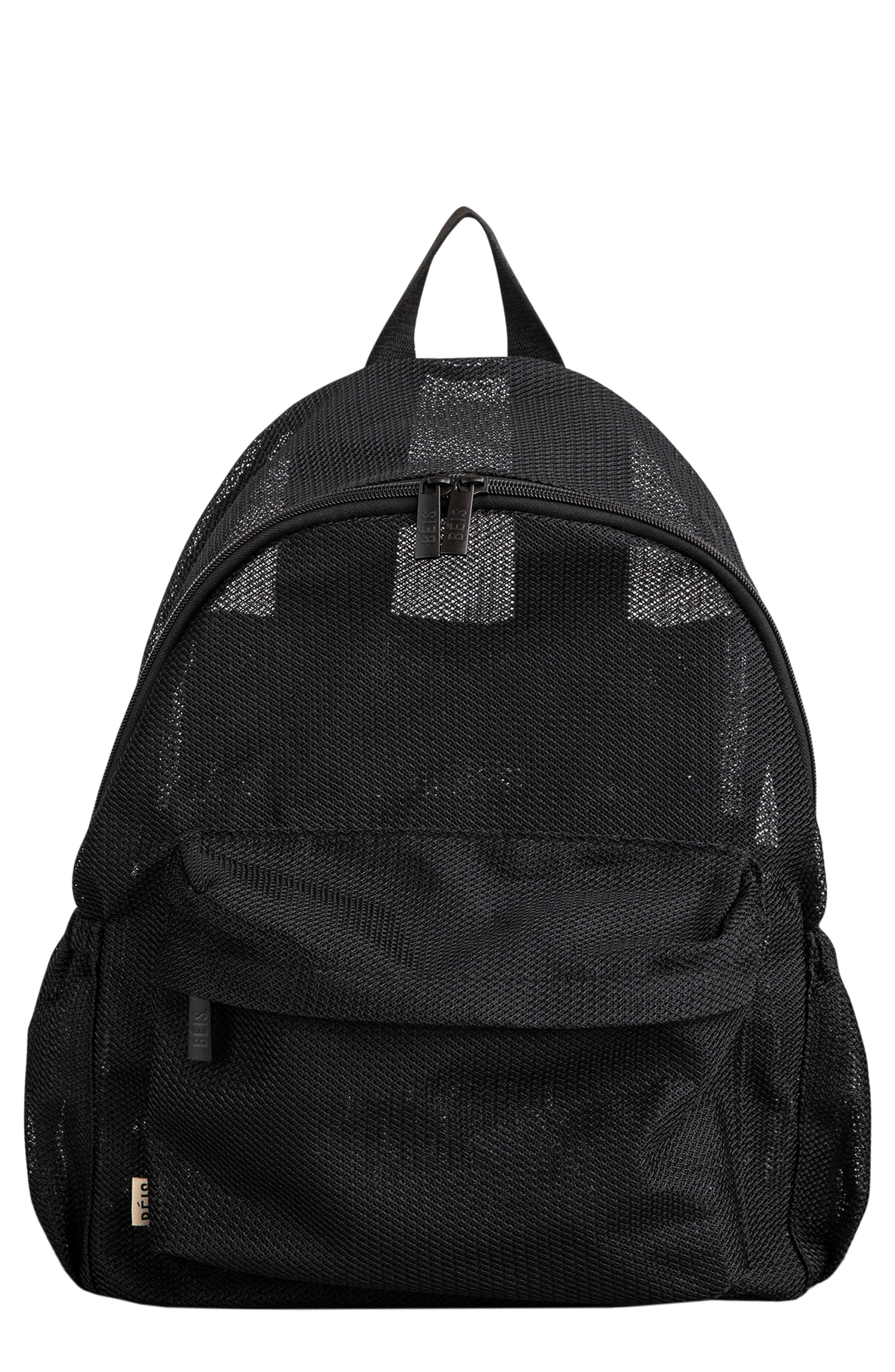 The Packable Mesh Backpack