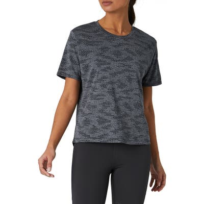 New Balance Speed Jacquard Shirt, Grey