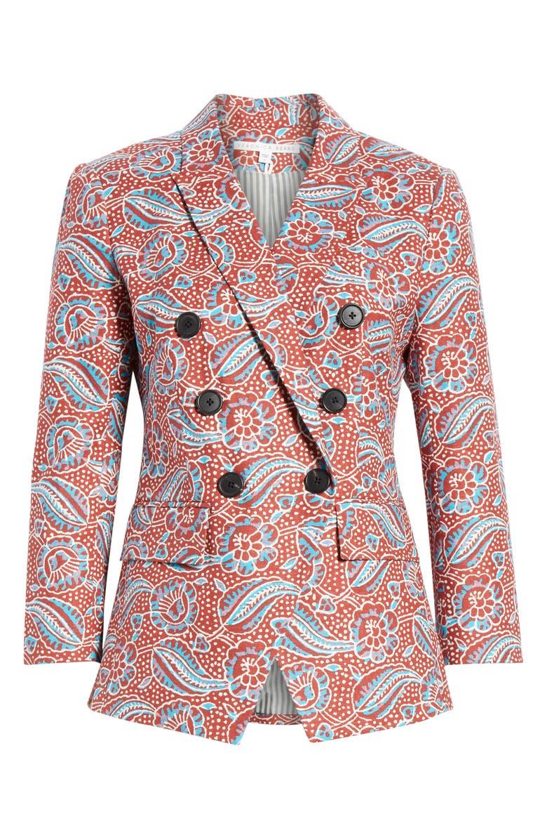 VERONICA BEARD Empire Dickey Jacket, Main, color, 623