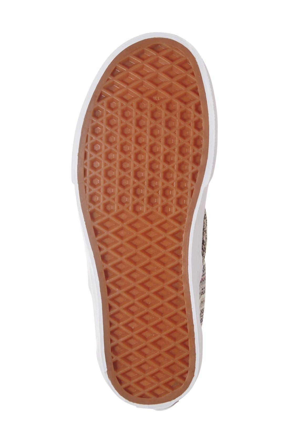 ,                             Classic Slip-On Sneaker,                             Alternate thumbnail 275, color,                             025